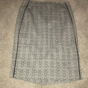 Pencil skirt from The Limited, size 6 Tall, NWT